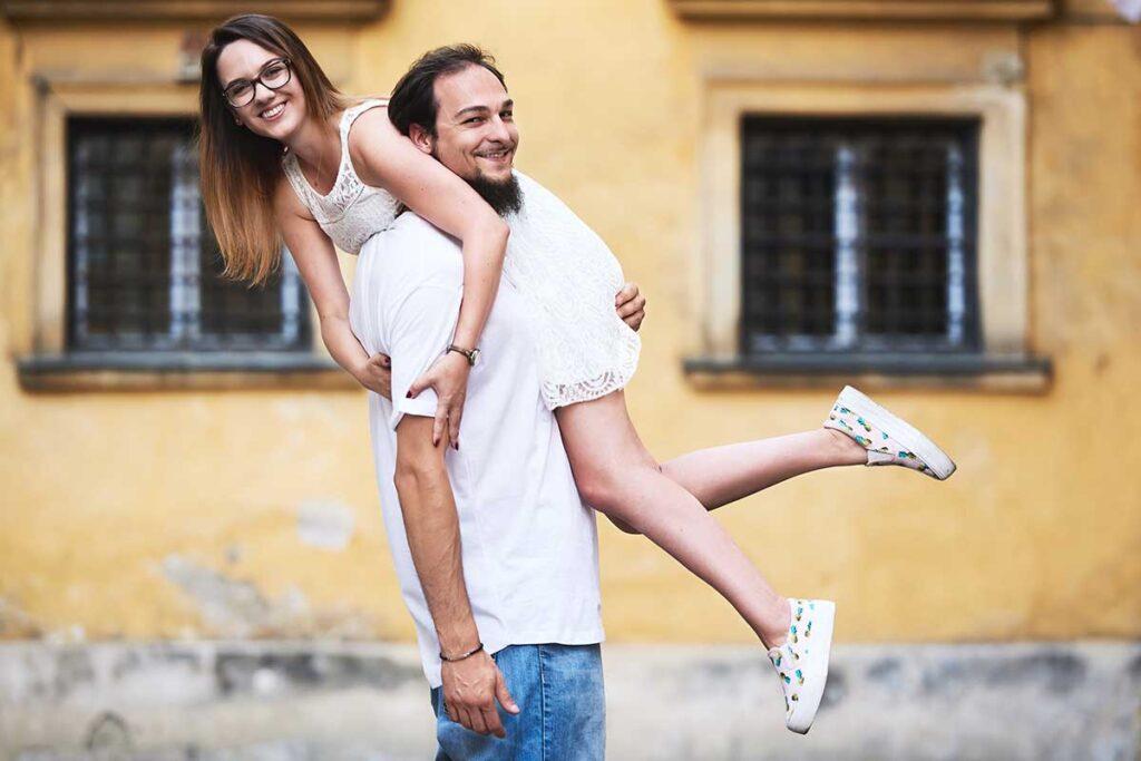 zdjęcia par w krakowie