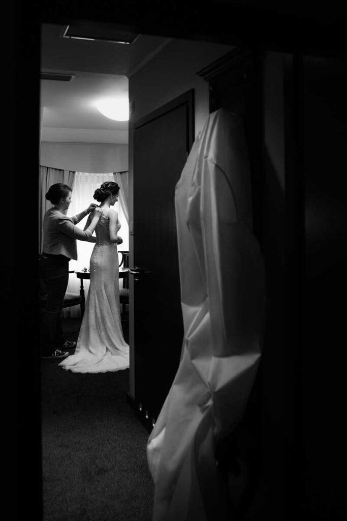 ślubne przygotowania w wieliczce