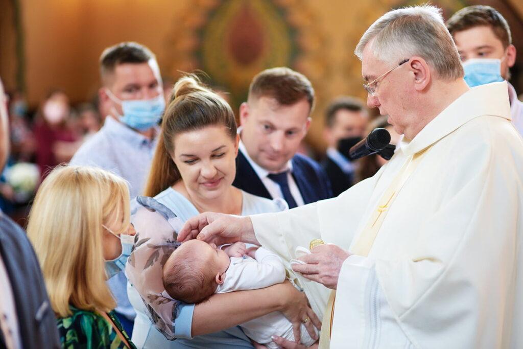 fotograf na chrzest w krakowie