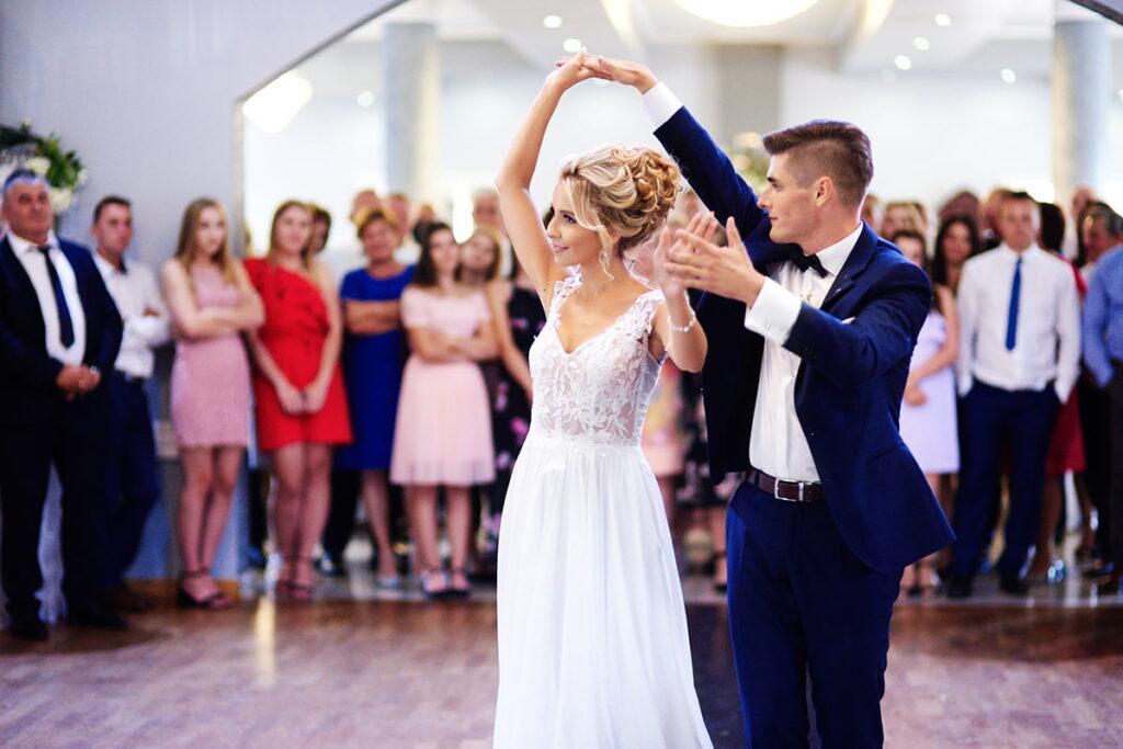 choreografia pierwszego tańca
