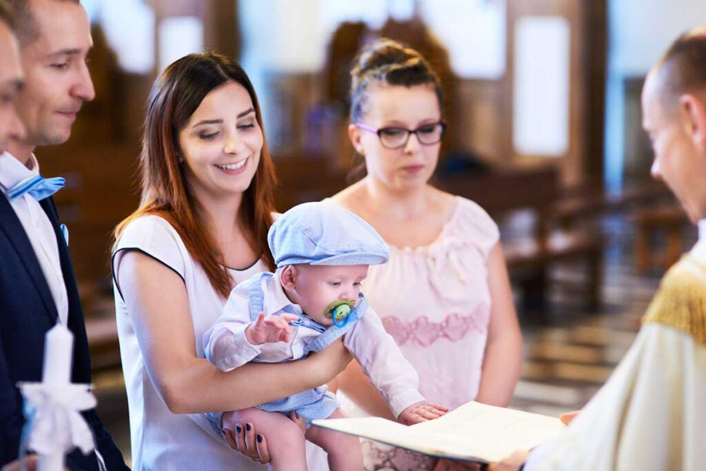zdjęcia z chrztu fotografia kraków