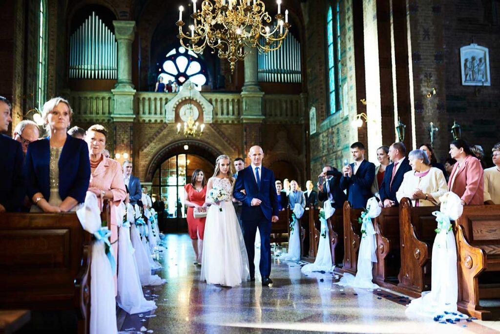 ceremonia ślubna w makowie podhalańskim