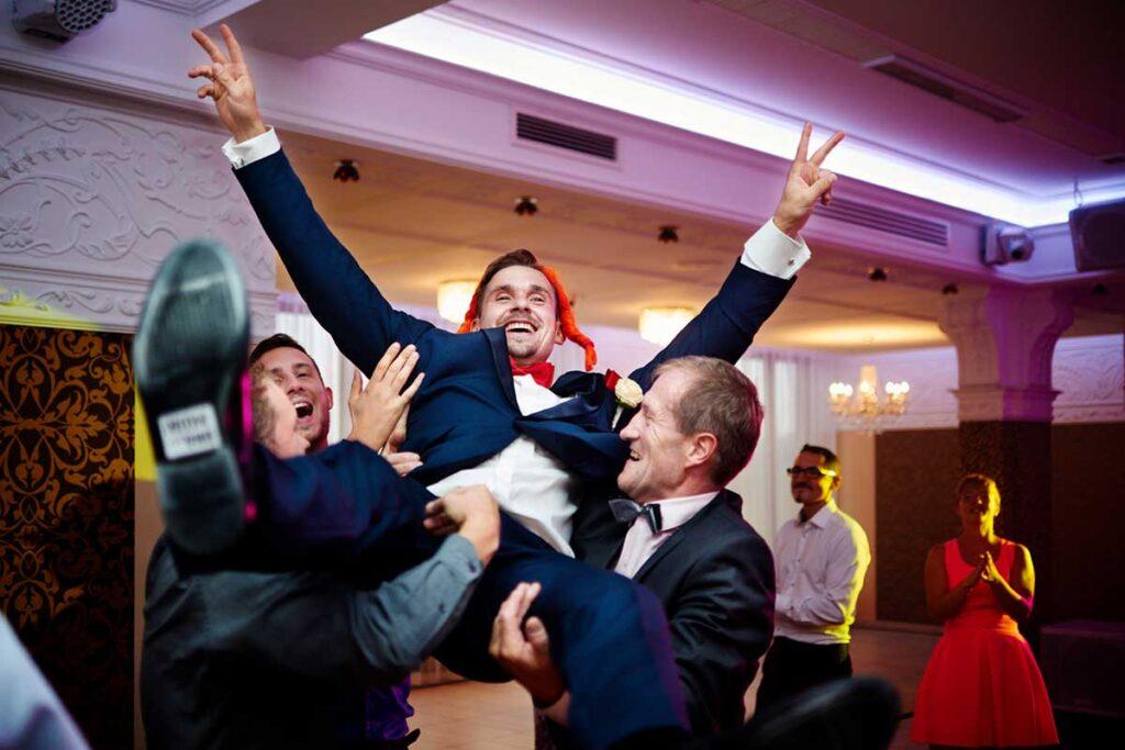 pomysły na zabawy weselne