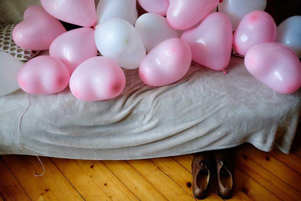 buty pana młodego przed ślubem