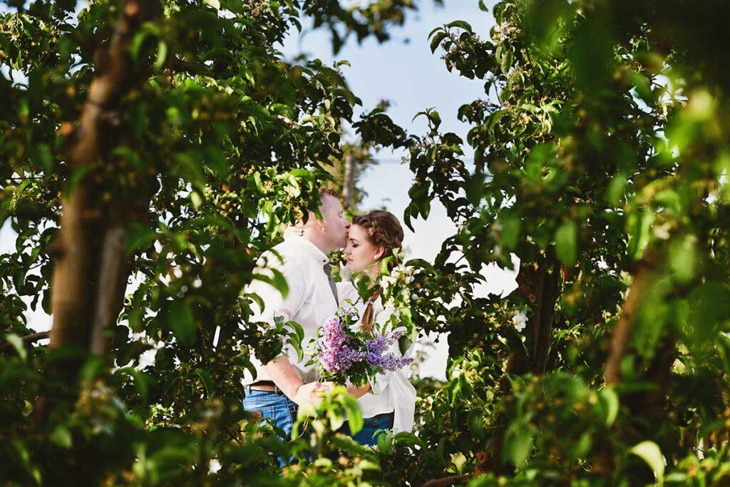 sesja przedślubna mszana dolna