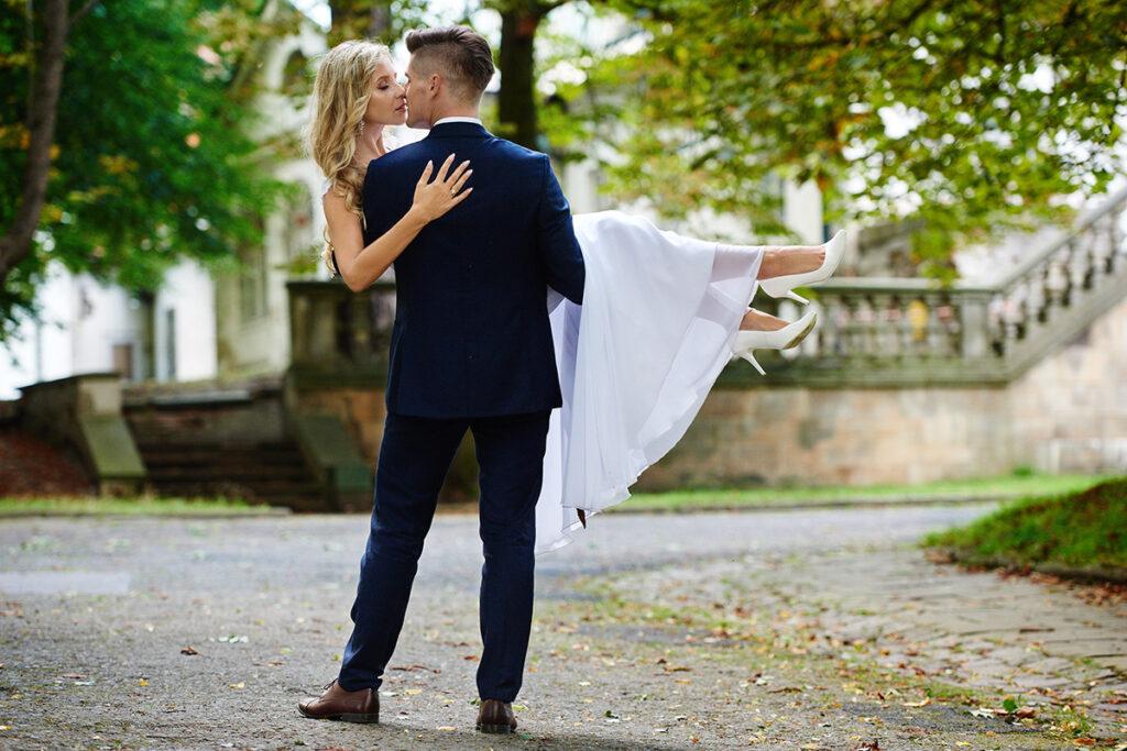Pomysły na sesję ślubną